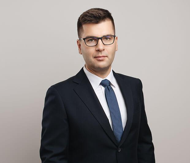 Maksymilian Bergtraum - Adwokat z Wrocławia