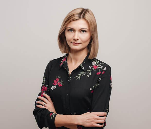 Kamila Łukowicz - Adwokat z Wrocławia